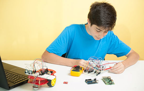 Robotics and Electronics kits